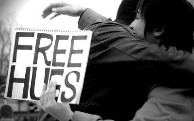 Oxytocin, Hugs and Resilience